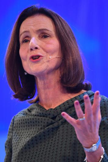 CBI director-general Dame Carolyn Fairbairn said the Government needs to keep a 'watchful eye' (Stefan Rousseau/PA)