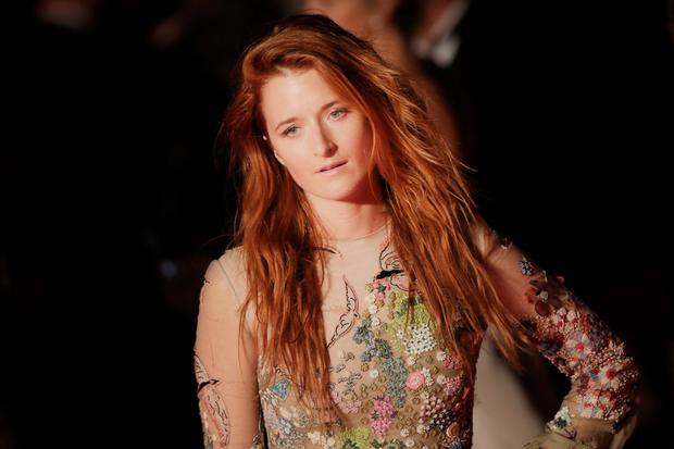 VENICE, ITALY - SEPTEMBER 02:  Grace Jane Gummer attends the premiere of 'Franca: Chaos And Creation' during the 73rd Venice Film Festival at Sala Giardino on September 2, 2016 in Venice, Italy.  (Photo by Vittorio Zunino Celotto/Getty Images)
