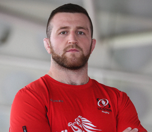Bring it on: Ulster ace Alan O'Connor