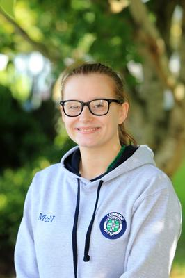Rachel McNally from Lismore Comprehensive School in Craigavon, County Armagh, Thursday, August 15, 2019. (Photo by Paul McErlane for the Belfast Telegraph)