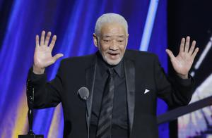 Singer-songwriter Bill Withers was a three-time Grammy award winner (Mark Duncan/AP)