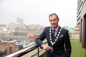 NI Chamber of Commerce and Industry president Nick Coburn