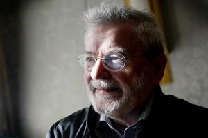 15.09.10. Picture by David Fitzgerald. Interview with Sir James Galway in the Merchant Hotel, Belfast. STORY: MAUREEN COLEMAN