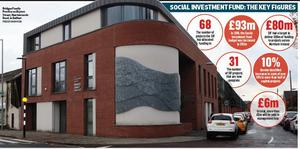 The auditor has criticised the Social Investment Fund.
