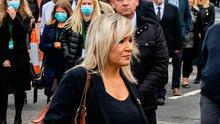 Michelle O'Neill among the mourners at Bobby Storey's funeral