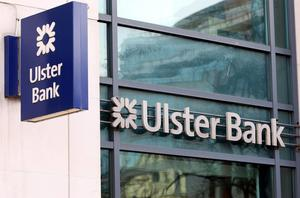 A general view of the Ulster bank headquarters in Belfast Paul Faith/PA Wire