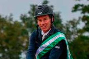 Philip Gaw jumped to Grand Prix victory