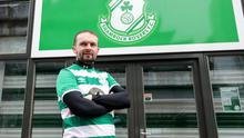 Former St Patrick's Athletic stalwart Conan Byrne begged fans to donate and make his sacrifice of donning the Shamrock Rovers hoops worth it.