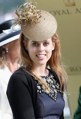 ASCOT, ENGLAND - JUNE 20:  Princess Beatrice ahead of presenting The King George V Stakes as she attends Ladies' Day during day three of Royal Ascot at Ascot Racecourse on June 20, 2013 in Ascot, England.  (Photo by Chris Jackson/Getty Images for Ascot Racecourse)