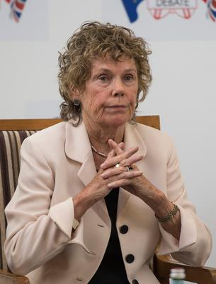 Former MP Kate Hoey