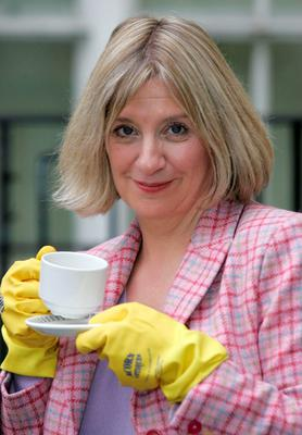 File photo dated 02/12/04 of Victoria Wood, who has died aged 62 after a short battle with cancer, her publicist has said. Photo credit: Peter Jordan/PA Wire