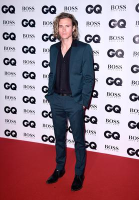 Dougie Poynter attends the GQ Men Of The Year Awards (Photo by Gareth Cattermole/Getty Images)