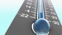 The mercury plunged to a record September low at the weekend, with Katesbridge in Co Down reaching a chilly -4C on Saturday night - the lowest temperature recorded anywhere across the island of Ireland