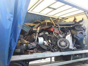 'Stolen' cars and parts seized in Co Down