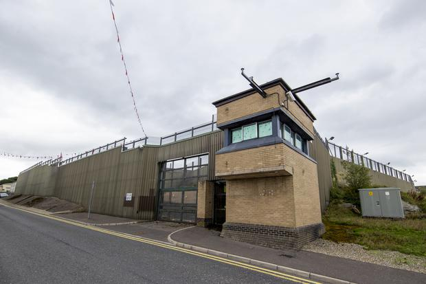 PSNI have recommended three border stations should be disposed of (Liam McBurney/PA)
