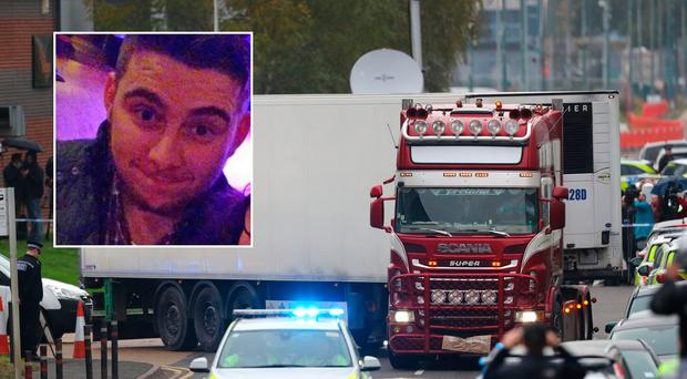 Essex lorry deaths: man can be extradited to UK, Irish judge rules