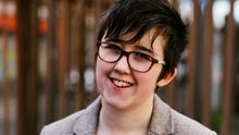 """Members of the National Union of Journalists (NUJ) have joined """"in solidarity and remembrance"""" to mark the first anniversary of the murder of Lyra McKee."""