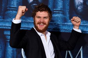 """Finn Jones attends the season six premiere of  """"Game Of Thrones"""" at TCL Chinese Theatre on Sunday, April 10, 2016, in Los Angeles. (Photo by Jordan Strauss/Invision/AP)"""