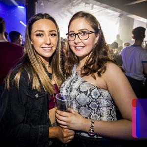 11 Jan 2020 People out at Limelight for AAA Saturdays. (Liam McBurney/RAZORPIX)
