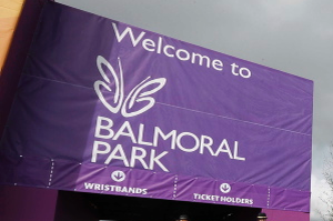 A 30-year-old man sustained injuries and was taken to hospital for treatment after being attacked in a car park at this year's Balmoral Show