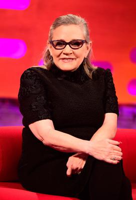 File photo dated 07/12/16 of Carrie Fisher, who has died at age 60, her daughter's publicist said. PRESS ASSOCIATION Photo. Picture date: Tuesday December 27, 2016. See PA story DEATH Fisher. Photo credit should read: Ian West/PA Wire