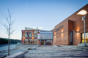Regeneration Award WINNER. Girdwood Community Hub, Belfast by Michael Whitley Architects