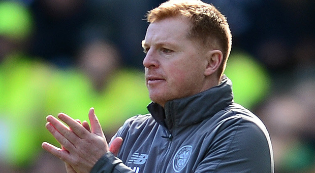 No interest: Neil Lennon has ruled himself out of the running for the Scotland job