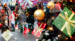 The high street faces more challenges as Christmas approaches