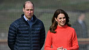 The Duke and Duchess of Cambridge have made a mental health radio broadcast with a host of celebrities (Facundo Arrizabalaga/PA)
