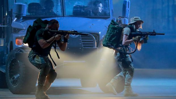 Fast and Furious Live at the SSE Arena in Belfast on May 4th 2018 (Photo by Kevin Scott / Belfast Telegraph)