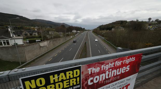Brexit is a pressing issue in Northern Ireland (Niall Carson/PA)