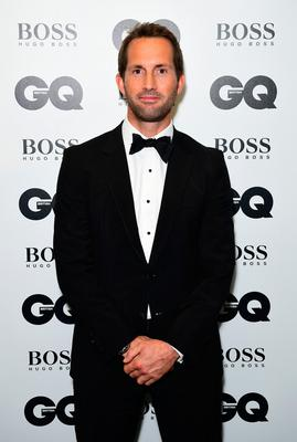 Sir Ben Ainslie during the GQ Men of the Year Awards 2017 held at the Tate Modern, London. PRESS ASSOCIATION Photo. Picture date: Tueday September 5th, 2017. Photo credit should read: Ian West/PA Wire