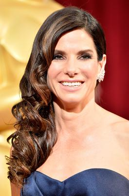 HOLLYWOOD, CA - MARCH 02:  Actress Sandra Bullock attends the Oscars held at Hollywood & Highland Center on March 2, 2014 in Hollywood, California.  (Photo by Frazer Harrison/Getty Images)