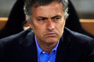 FILE - JUNE 02, 2013:  Jose Mourinho has been confirmed as Chelsea FC manager, returning to the club for a second term in charge, having left the club in 2007. VALENCIA, BARCELONA - APRIL 20:  Head Coach Jose Mourinho of Real Madrid looks on before the Copa del Rey final match between Real Madrid and Barcelona at Estadio Mestalla on April 20, 2011 in Valencia, Spain. Real Madrid won 1-0.  (Photo by Manuel Queimadelos Alonso/Getty Images)
