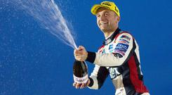 Feeling special: British Touring car champion Colin Turkington