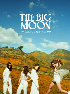 Handout photo of The Big Moon album Walking Like We Do. See PA Feature SHOWBIZ Music Reviews. Picture credit should read: Fiction Records. WARNING: This picture must only be used to accompany PA Feature SHOWBIZ Music Reviews.