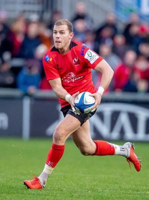 Ulster's Will Addison