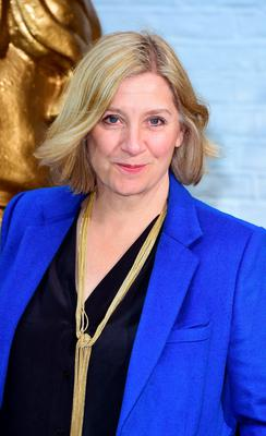 File photo dated 26/04/15 of Victoria Wood, who has died aged 62 after a short battle with cancer, her publicist has said. Photo credit: Ian West/PA Wire