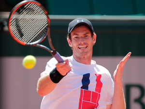 Court out: Andy Murray is struggling to find form on the eve of his T French Open campaign