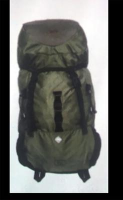 A backpack like the one Noah had when he went missing.