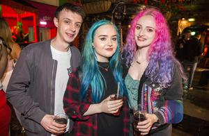 People at Filthy mcNasty's for Faith. Sunday 30th July 2017. Liam McBurney/RAZORPIX
