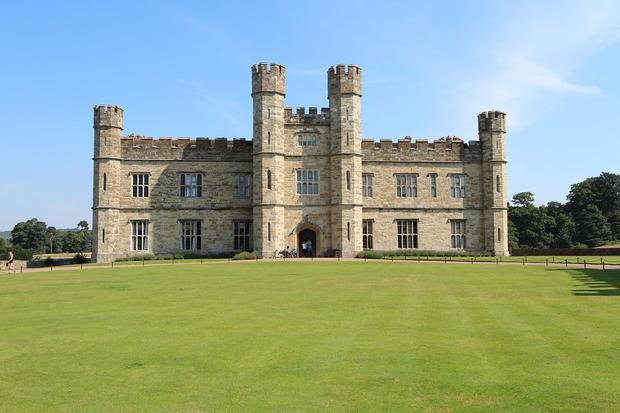 Leeds Castle is one of Britains oldest and best-preserved treasure houses