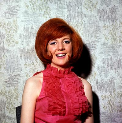 Cilla Black, in 1963, who has died at her home in the south of Spain, according to reports. PRESS ASSOCIATION Photo. PA Wire.