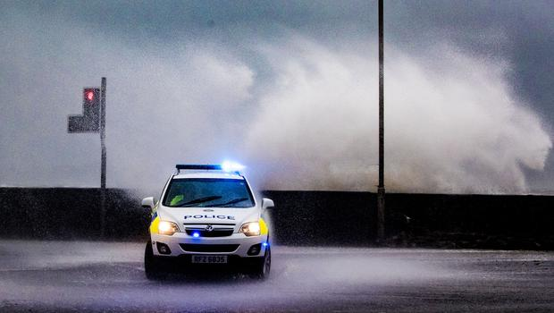 Heavy rain and winds of up to 80mph have been forecast  for Northern Ireland. Pic Kevin Scott.