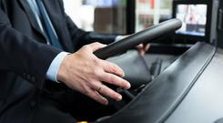 A bus driver was awarded a nominal £2 compensation