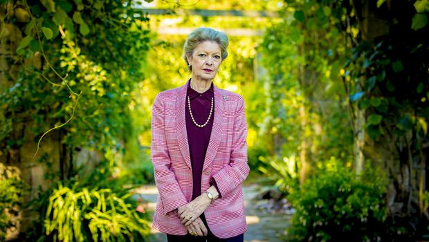 Lady Rose Lauritzen of Mount Stewart on September 4th 2018 (Photo by Kevin Scott for Belfast Telegraph)