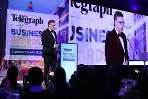Press Eye - Belfast - Northern Ireland - 2nd May 2019 -   Alastair Hamilton pictured at the Belfast Telegraph Business Awards in association with Ulster Bank at the Crowne Plaza Hotel, Belfast. Photo by Kelvin Boyes / Press Eye.