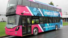 One of Translink's new hydrogen buses