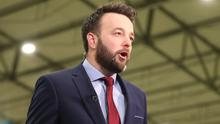 SDLP leader Colum Eastwood (Niall Carson/PA)