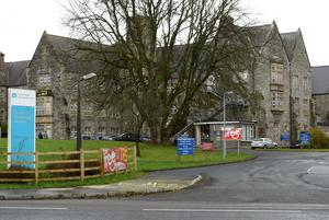 The Tyrone and Fermanagh Hospital